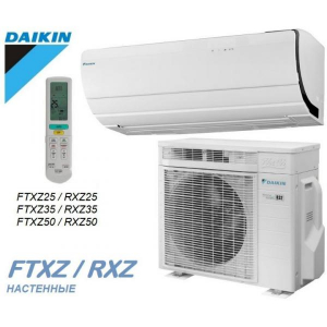 Инверторная сплит-система Daikin FTXZ25N / RXZ25N