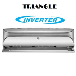 Tosot TRIANGLE INVERTER SILVER