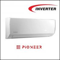 Инверторная сплит-система Pioneer KFRI50MW / KORI50MW Plazma