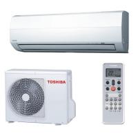 Инверторная сплит-система Toshiba RAS-10N3KV-E / RAS-10N3AV-E